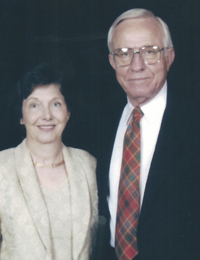 Jo and Dr. Haskell Monroe, Jr.