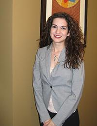 UTEP College of Health Sciences Scholarship Recipient