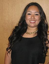 UTEP Student Catalina Mata