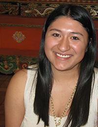 UTEP Student Mariana Castaneda